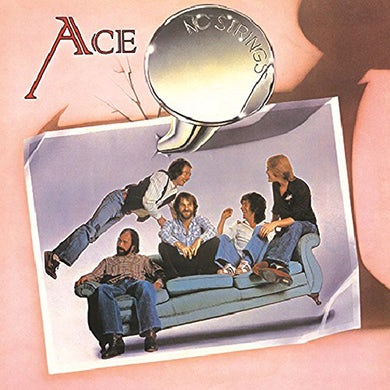 Ace NO STRINGS CD
