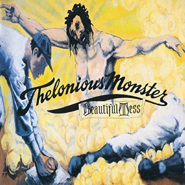 Thelonious Monster BEAUTIFUL MESS Vinyl Record