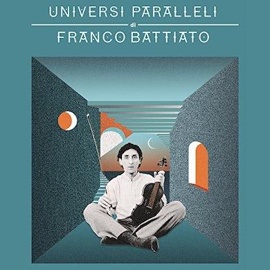 Franco Battiato UNIVERSI PARALLELI CD