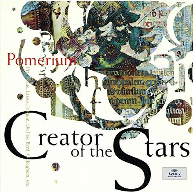 Pomerium CREATOR OF THE STARS CD