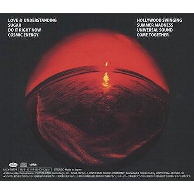 Kool & The Gang LOVE & UNDERSTANDING (DISCO FEVER) CD