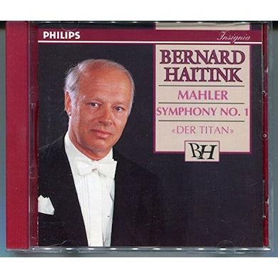 Mahler SYMPHONY NO.1 IN D MAJOR Vinyl Record