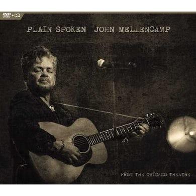 John Mellencamp PLAIN SPOKEN FROM THE CHICAGO THEATRE CD