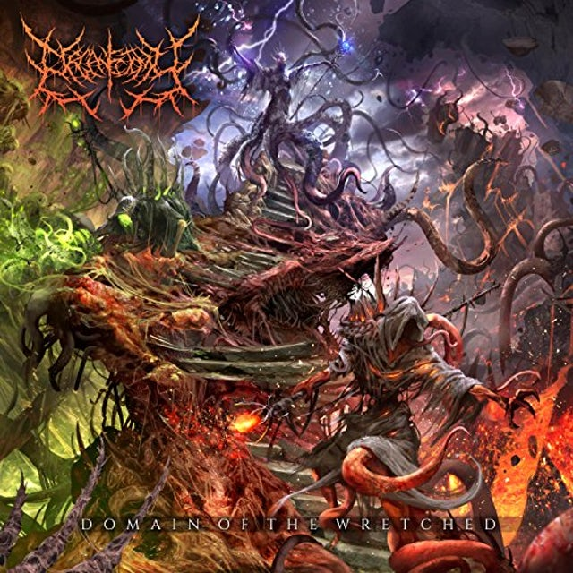 Organectomy DOMAIN OF THE WRETCHED CD