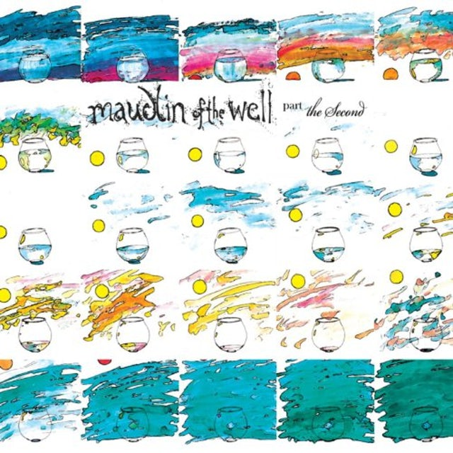 Maudlin Of The Wall PART THE SECOND Vinyl Record