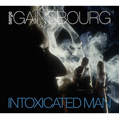 Serge Gainsbourg INTOXICATED MAN CD