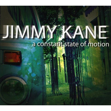 Jimmy Kane CONSTANT STATE OF MOTION CD