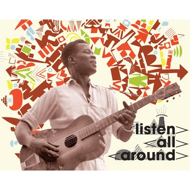 Hugh Tracey LISTEN ALL AROUND CD