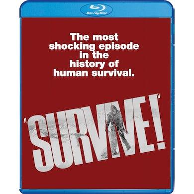 SURVIVE Blu-ray