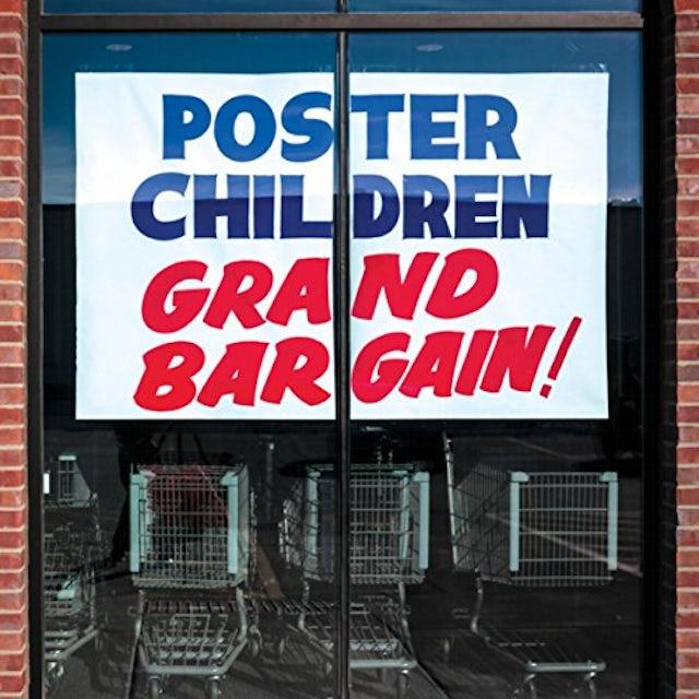 Poster Children GRAND BARGAIN CD
