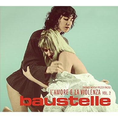 Baustelle L'AMORE E LA VIOLENZA VOL 2 CD
