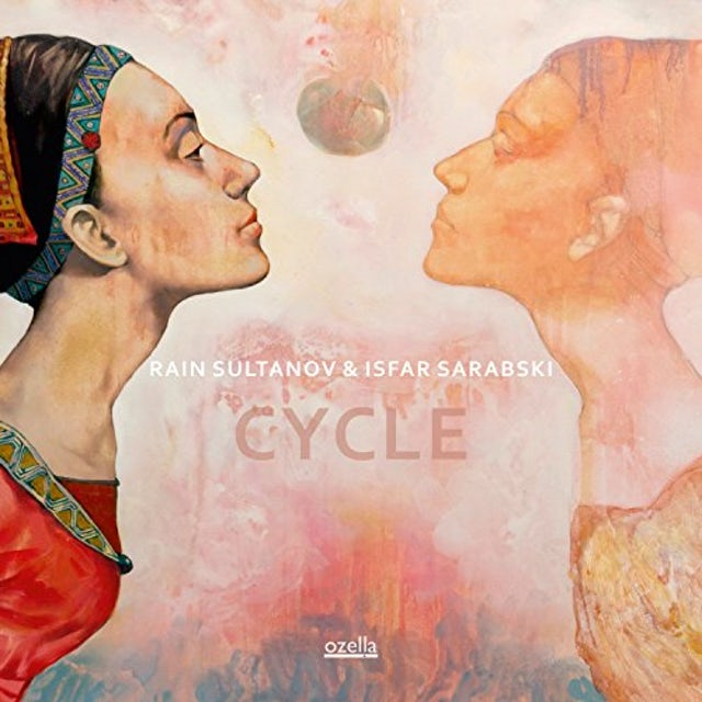 Rain Sultanov / Isfar Sarabski CYCLE CD