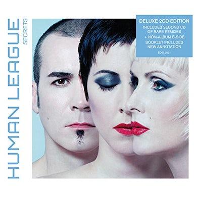 The Human League SECRETS CD