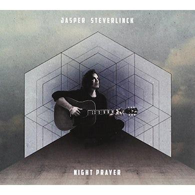 Jasper Steverlinck NIGHT PRAYER CD