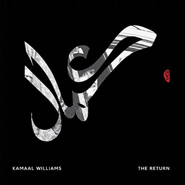 Kamaal Williams RETURN Vinyl Record