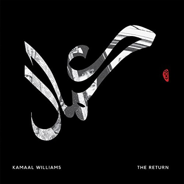 Kamaal Williams RETURN CD
