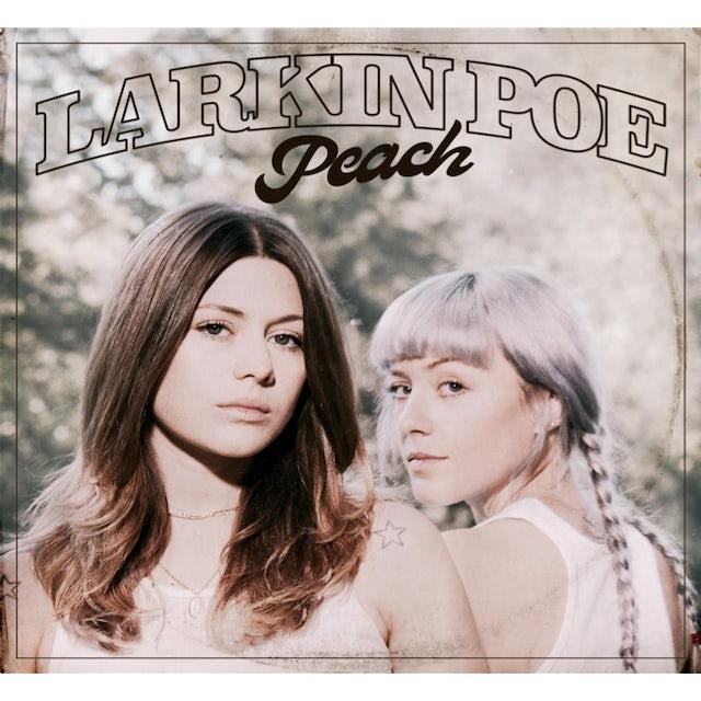 Larkin Poe PEACH Vinyl Record