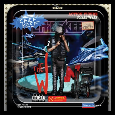 Chief Keef THE W CD