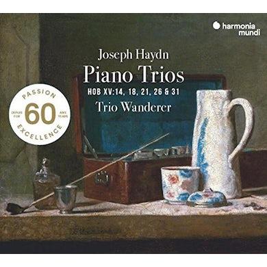HAYDN: PIANO TRIOS XV:14, 18, 21, 26 & 31 CD