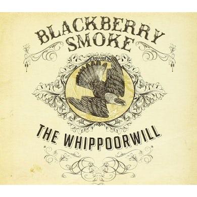 Blackberry Smoke WHIPPOORWILL (BONUS TRACKS) Vinyl Record - Colored Vinyl, Purple Vinyl, UK Release