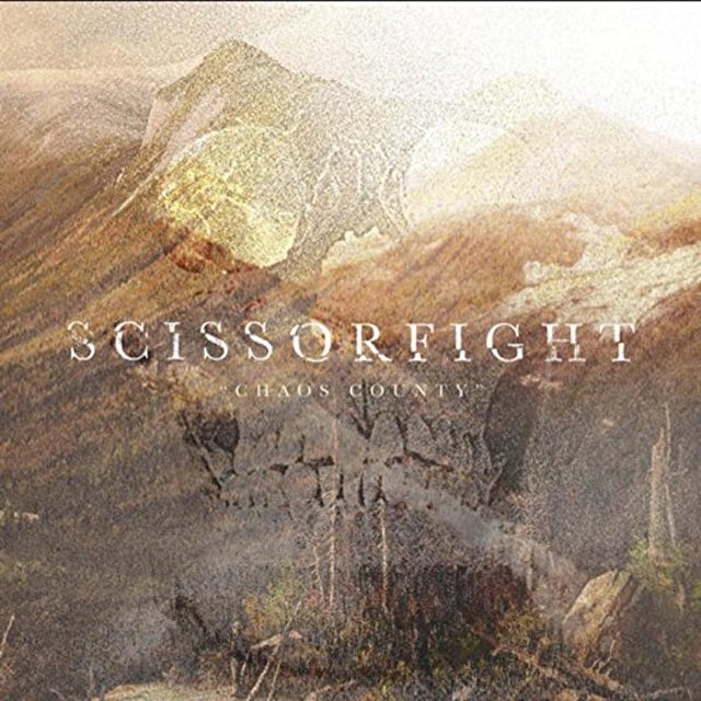 Scissorfight CHAOS COUNTY CD