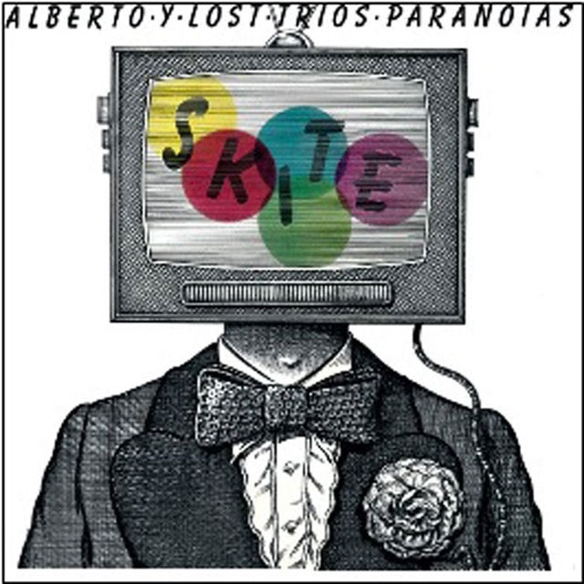 Alberto Y Lost Trios Paranoias SKITE CD