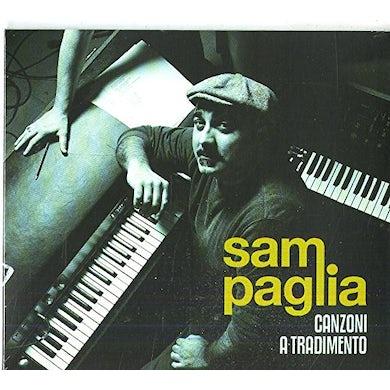 Sam Paglia CANZONI A TRADIMENTO CD