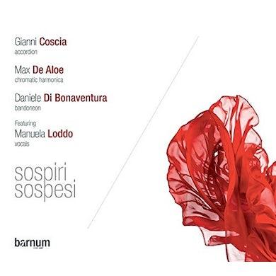 Coscia / De Aloe / Di Bonaventura SOSPIRI SOSPESI CD