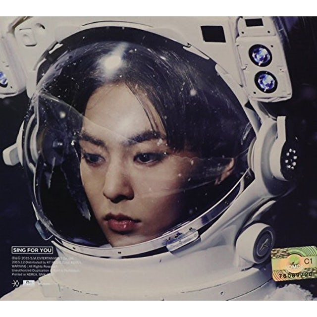 EXO WINTER SPECIAL ALBUM (SING FOR YOU) (KOREAN VER) CD