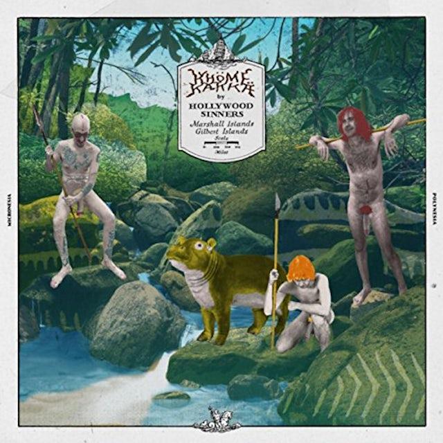Hollywood Sinners KHOME KAKKA CD