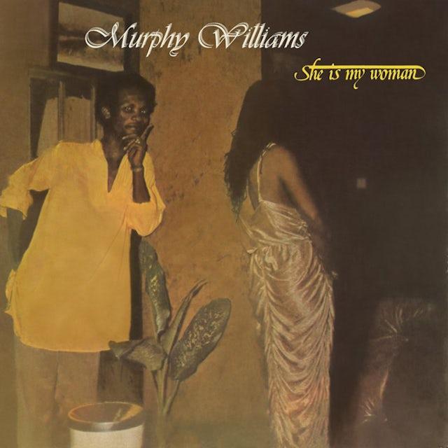 Murphy Williams SHE IS MY WOMAN CD