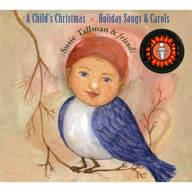 Susie Tallman CHILD'S CHRISTMAS HOLIDAY SONGS & CAROLS CD