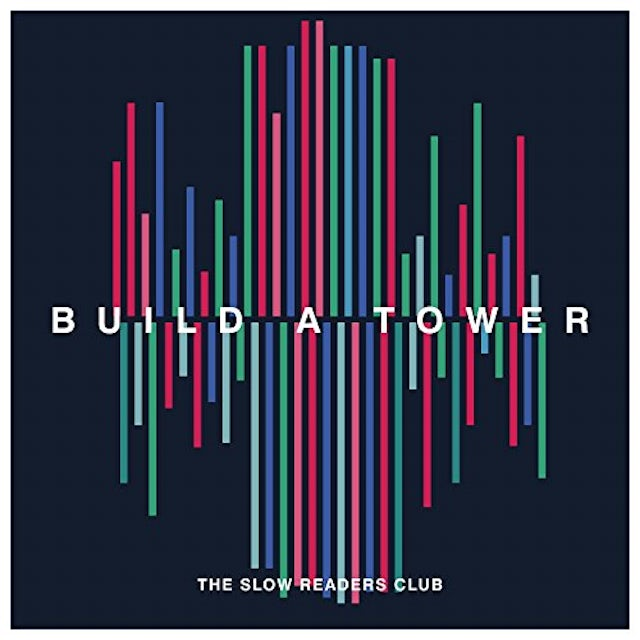 Slow Readers Club BUILD A TOWER CD