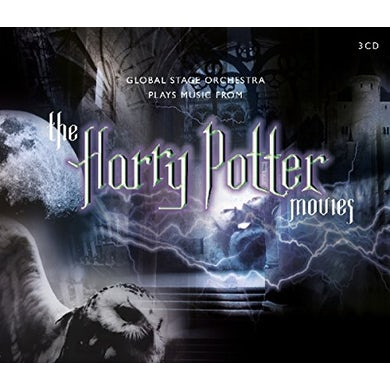Global Stage Orchestra PLAYS MUSIC FROM HARRY POTTER MOVIES CD