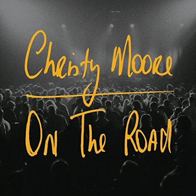 Christy Moore ON THE ROAD Vinyl Record