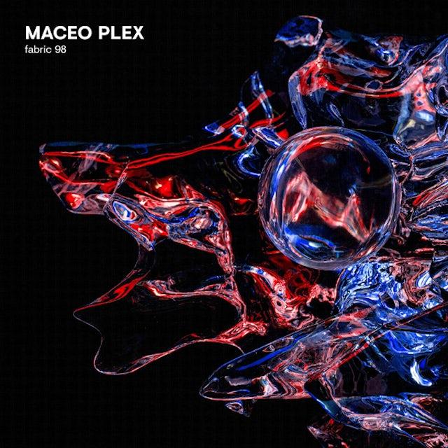 Maceo Plex FABRIC 98 CD