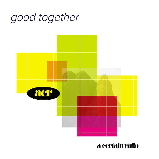 Certain Ratio GOOD TOGETHER CD