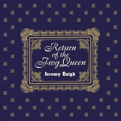 Jeremy Enigk RETURN OF THE FROG QUEEN CD