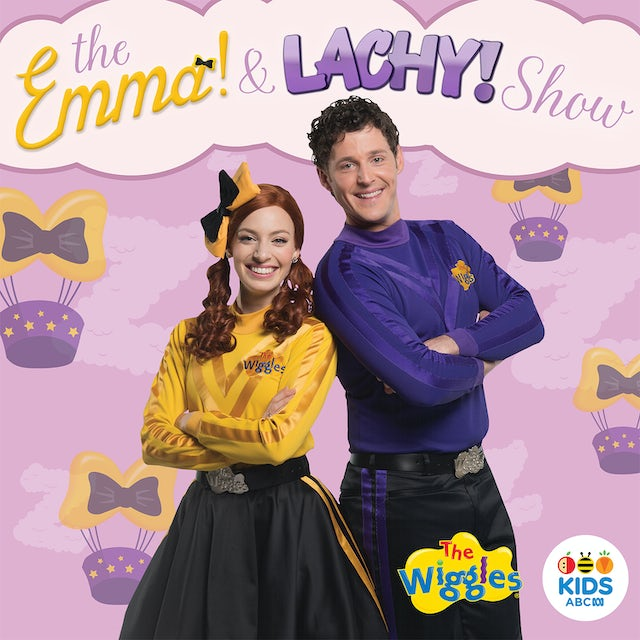 Wiggles THE EMMA & LACHY SHOW CD