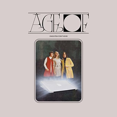 Oneohtrix Point Never AGE OF CD