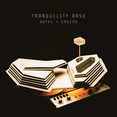 Arctic Monkeys TRANQUILITY BASE HOTEL & CASINO Vinyl Record