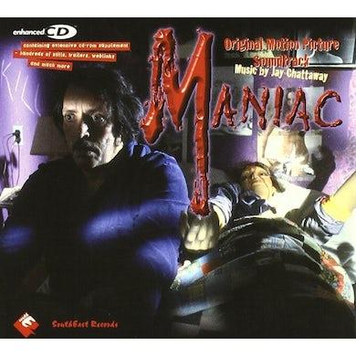 Jay Chattaway MANIAC / Original Soundtrack CD