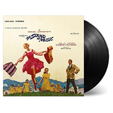 Sound Of Music / O.S.T. SOUND OF MUSIC / Original Soundtrack Vinyl Record