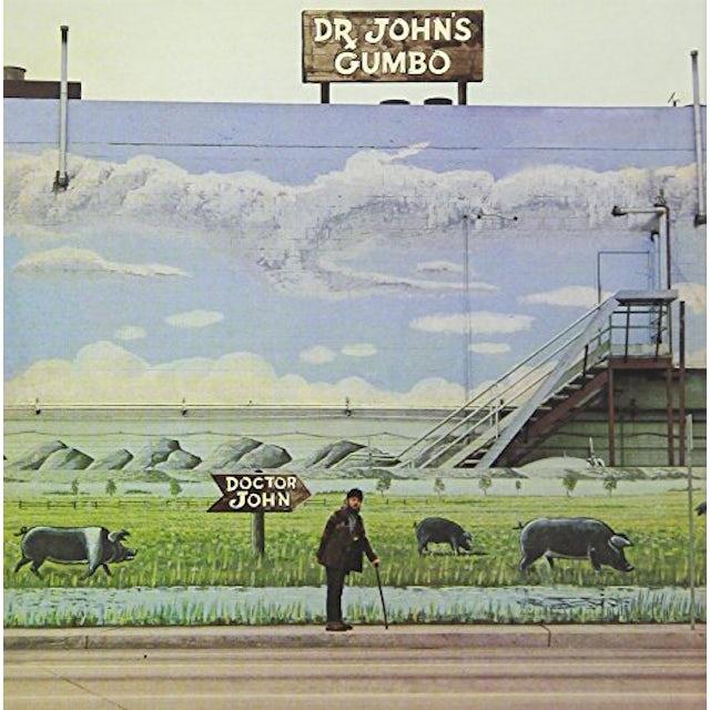 DR JOHN'S GUMBO CD