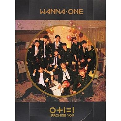 Wanna One 0+1=1 (I PROMISE YOU) (NIGHT VER) (CD+DVD REG 3) CD