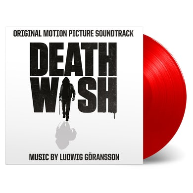 Ludwig Goransson DEATH WISH (2018) Vinyl Record