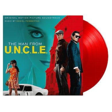 Daniel Pemberton MAN FROM U.N.C.L.E (SOUNDTRACK) Vinyl Record