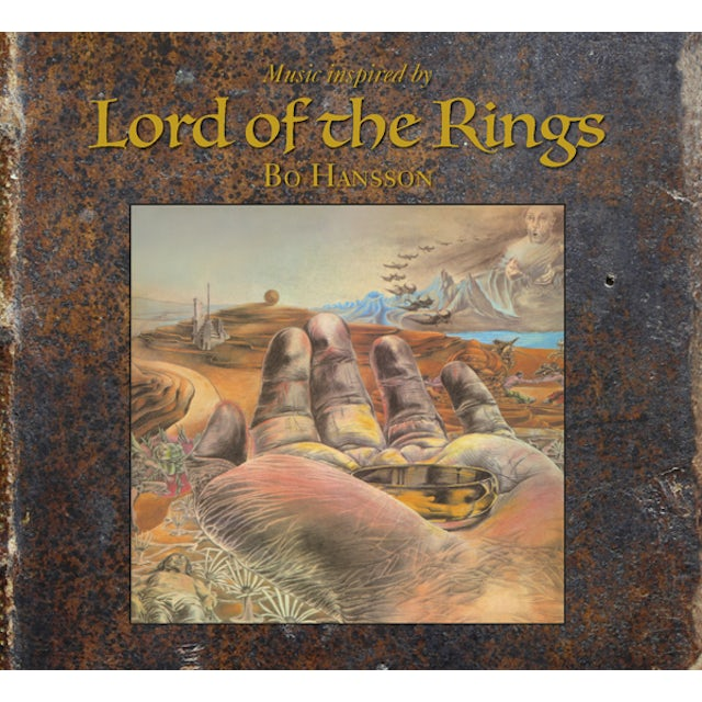 Bo Hansson MUSIC INSPIRED BY LORD OF THE RINGS CD