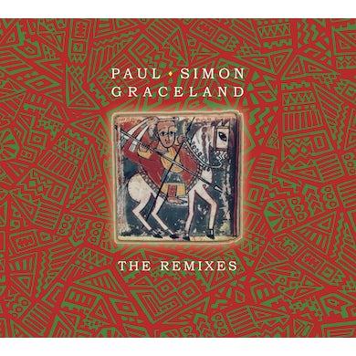 Paul Simon GRACELAND: THE REMIXES CD