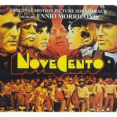 Ennio Morricone NOVECENTO (1900) / Original Soundtrack CD